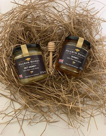 Lincolnshire Honey Duo